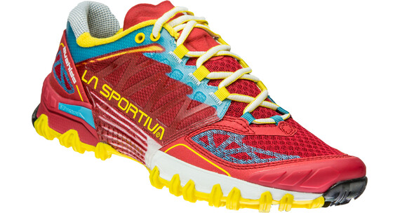 La Sportiva W's Bushido Shoes Berry